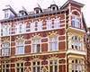 Historic residential and commercial building in Aachen
